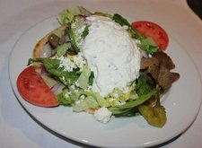 Athens on 86th Specialty Gyro